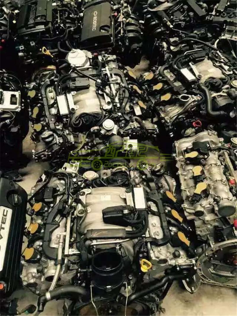 宝马745 e66发动机